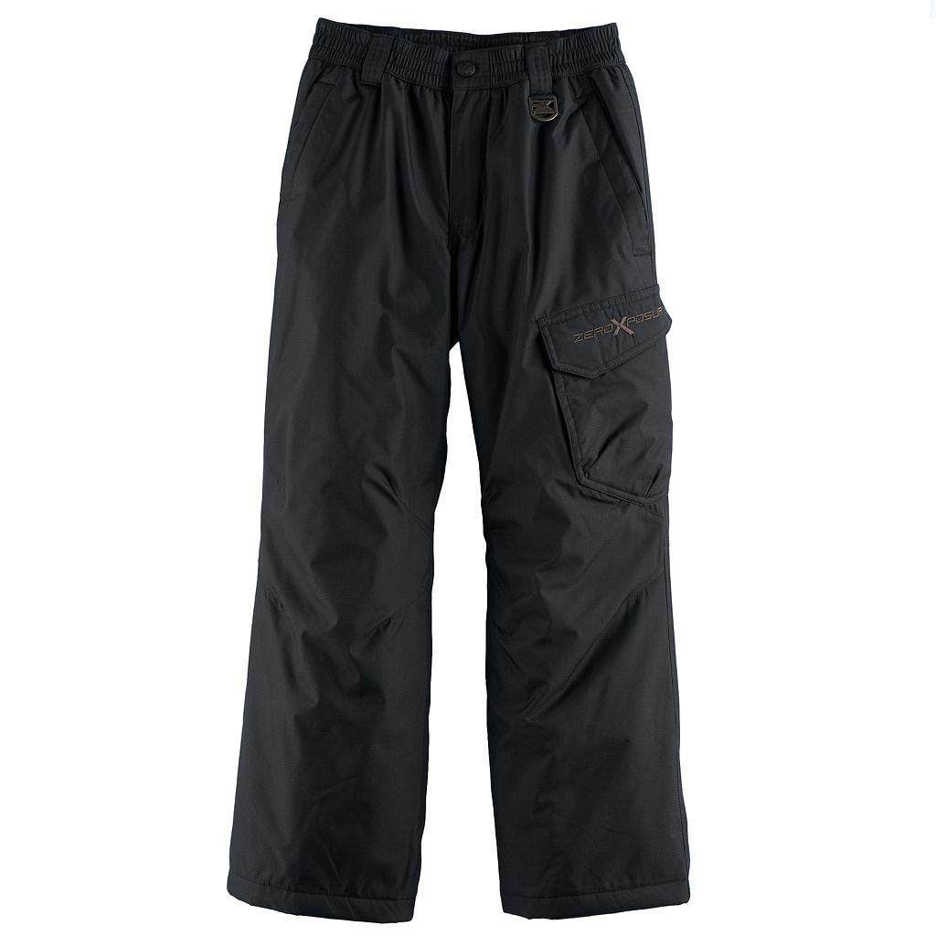 Boys 8-20 ZeroXposur Platinum Snow Pants