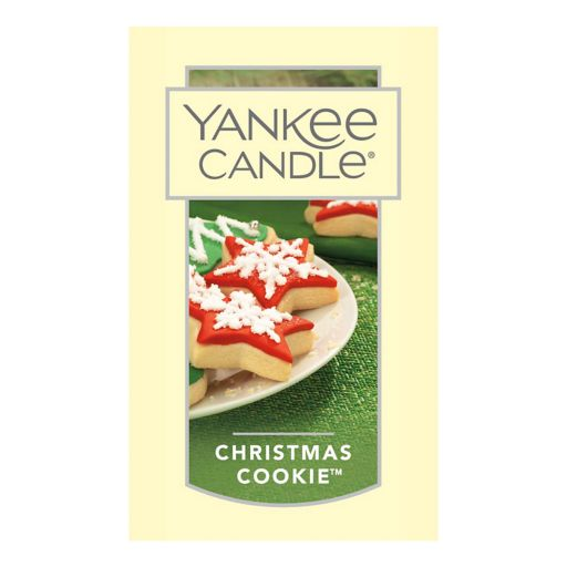 Yankee Candle Christmas Cookie Car Jar Ultimate Air Fresher