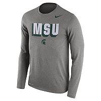 Men's Nike Michigan State Spartans Franchise Tee