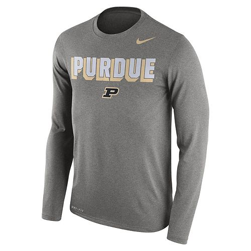Men's Nike Purdue Boilermakers Franchise Tee