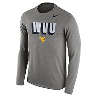 Men's Nike West Virginia Mountaineers Franchise Tee