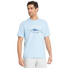 Big & Tall IZOD Saltwater 'Game Fish' Tee