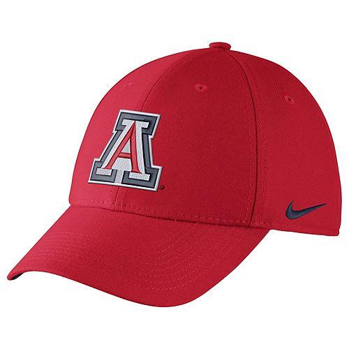 Adult Nike Arizona Wildcats Dri-FIT Flex-Fit Cap