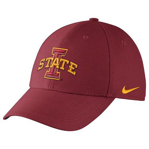 Adult Nike Iowa State Cyclones Dri-FIT Flex-Fit Cap