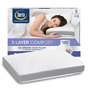 Serta Three Layer Comfort Pillow