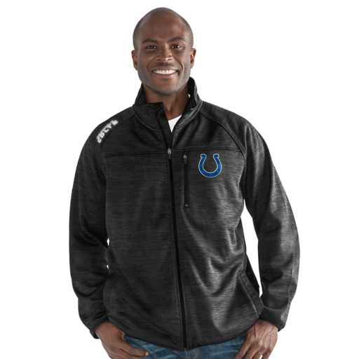Men's Indianapolis Colts Mindset Fleece Jacket