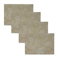 The Big One® Leaf Placemat 4-pk.