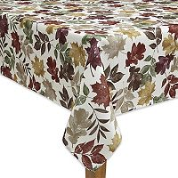 The Big One® Maple Leaf Tablecloth