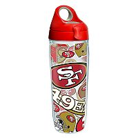 Tervis San Francisco 49ers 24-Ounce Water Bottle
