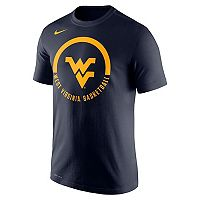 Men's Nike West Virginia Mountaineers Basketball Tee