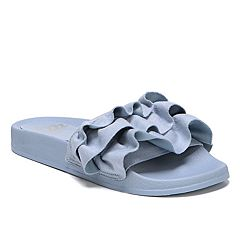 Fergalicious Flutter Women's Slide Sandals