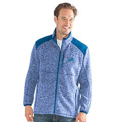 Men's Detroit Lions Back Country Fleece Jacket