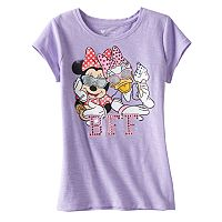 Disney's Minnie Mouse & Daisy Duck Girls 4-7