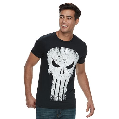 Men's Marvel Comics The Punisher Tee
