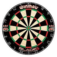 Unicorn Winmau Blade 4 Dartboard & Dart Set