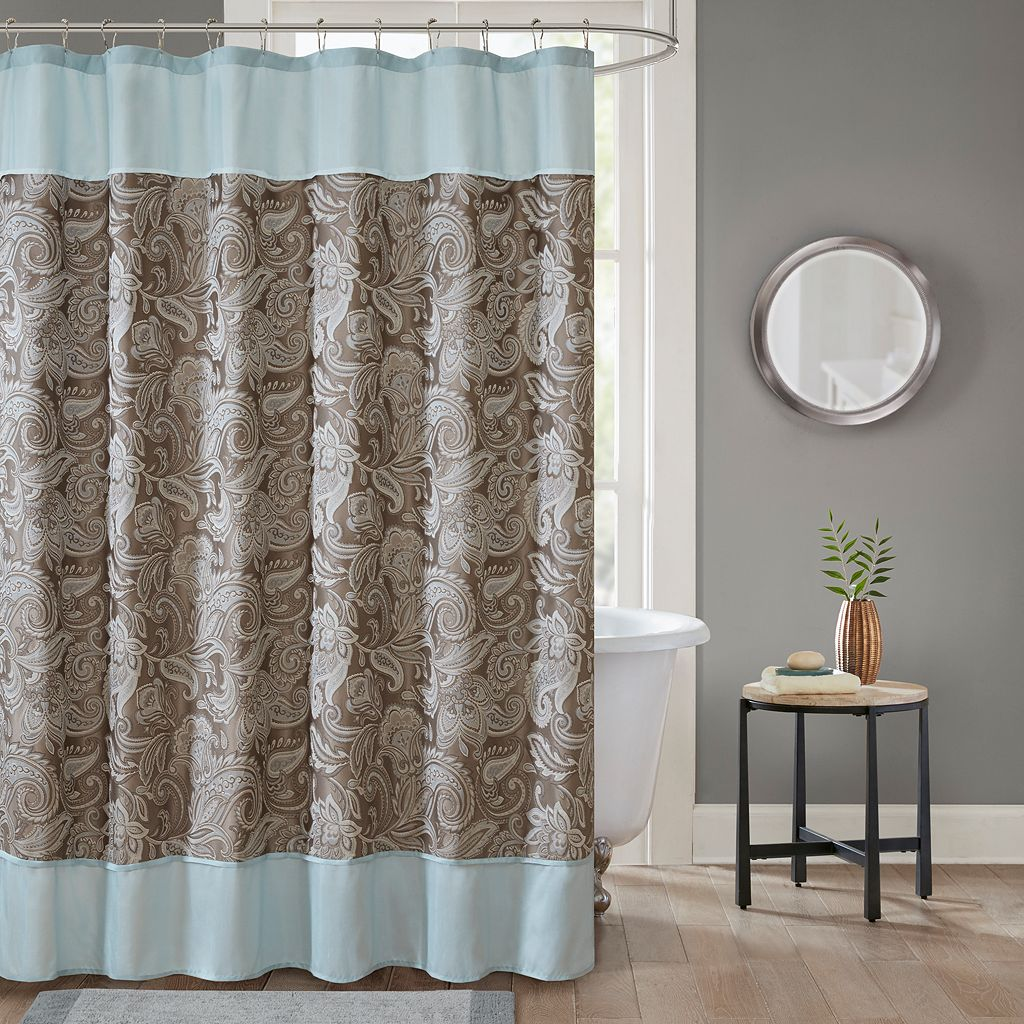 Madison Park Elsa Shower Curtain