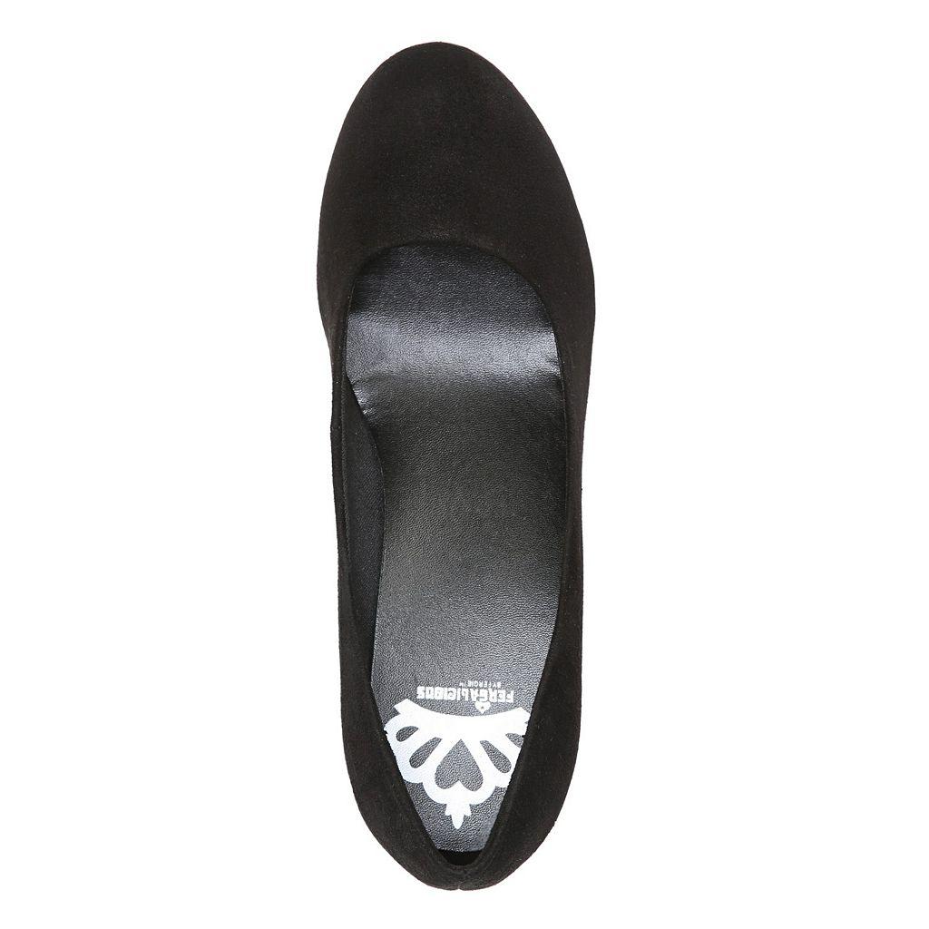 Fergalicious Mercury Women's Wedge High Heels