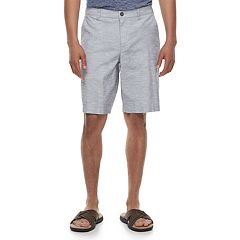 Men's Marc Anthony Slim-Fit Patterned Shorts