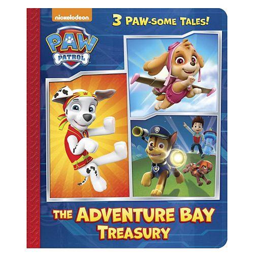 Nickelodeon Paw Patrol The Adventure Bay Treasury Book
