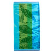 Celebrate Summer Together Turtle Beach Towel