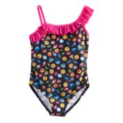 Girls 4-6x Emoli One Piece Swimsuit