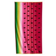 Celebrate Summer Together Watermelon Beach Towel