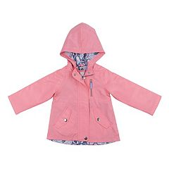 Toddler Girl Carter's Midweight Fleece Lined Jacket