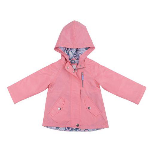 Toddler Girl Carter's Midweight Fleece Lined Jacket