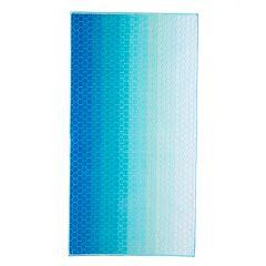 Celebrate Summer Together Cool Tile Beach Towel