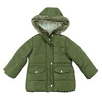 Toddler Girl OshKosh B'gosh® Heavyweight Puffer Jacket