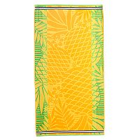 Celebrate Summer Together Pineapples Beach Towel
