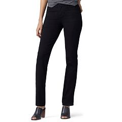 Women's Lee Flex Motion Regular Fit Straight-Leg Jeans