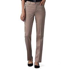 49099ac74f52 Women s Lee Flex Motion Straight-Leg Pants