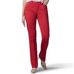 7891c611d1a Women s Lee Flex Motion Straight-Leg Pants