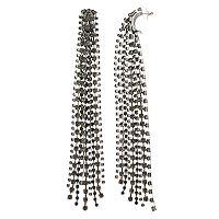 Simply Vera Vera Wang 10th Anniversary Tassel Nickel Free Drop Earrings