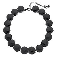 Simply Vera Vera Wang 10th Anniversary Round Chunky Necklace