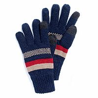 Men's MUK LUKS Texting Gloves