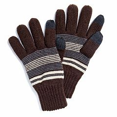 Men's MUK LUKS Texting Gloves
