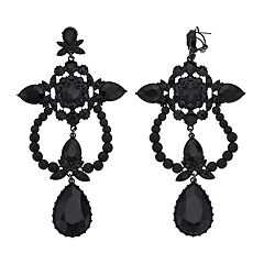 Simply Vera Vera Wang 10th Anniversary Beaded Nickel Free Drop Earrings