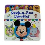 Disney Baby Lift-A-Flap Look And Find Book by PI Kids