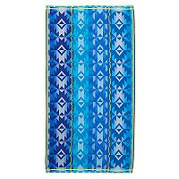 Celebrate Summer Together Cool Aztec Beach Towel