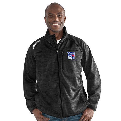 Men's New York Rangers Mindset Fleece Jacket
