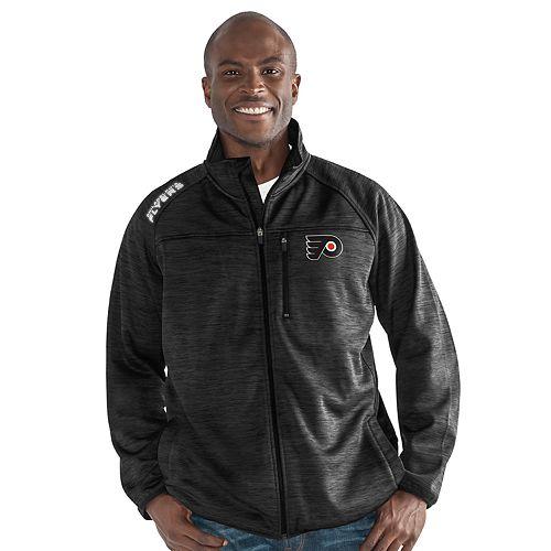 Men's Philadelphia Flyers Mindset Fleece Jacket