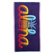 Celebrate Summer Together Aloha Beach Towel
