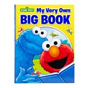 Sesame Street My Very Own Big Book by PI Kids