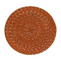 Celebrate Fall Together Jute Round Placemat