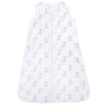 aden by aden + anais Elephants Muslin Wearable Zip Blanket
