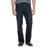 Men's SONOMA Goods for Life™ Flexwear Relaxed-Fit Jeans