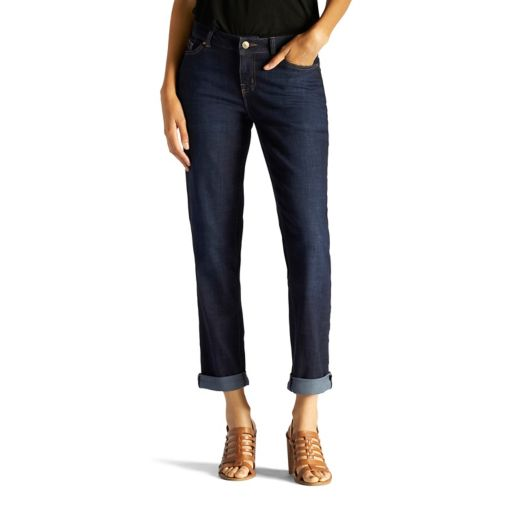 Women's Lee Ruby Modern Fit Curvy Boyfriend Jeans