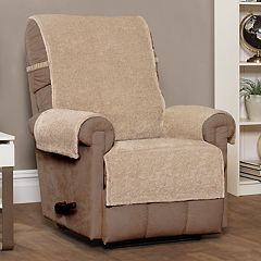 Innovative Home Solutions Shaggy Waterproof Recliner Slipcover